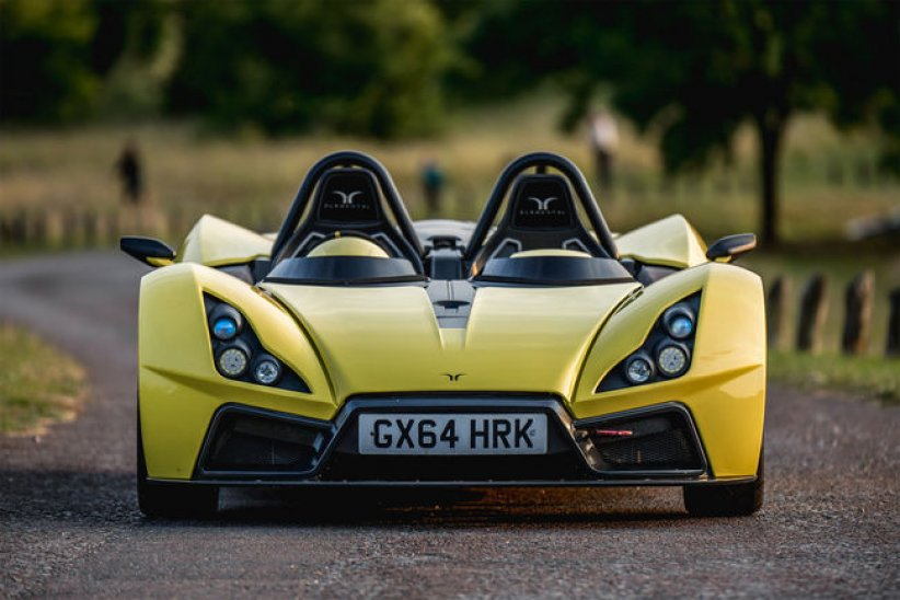 Elemental Rp1 : nouvelle production anglaise