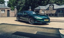 Tesla Model S break par RemetzCar