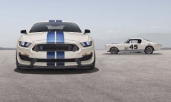Shelby GT350 Heritage Edition Pack