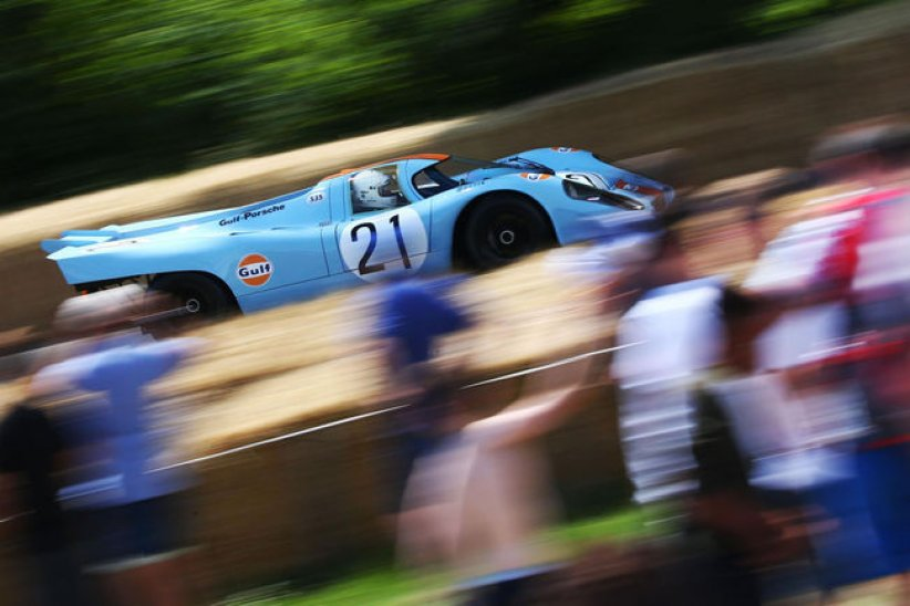 Goodwood : le Festival of Speed reporté