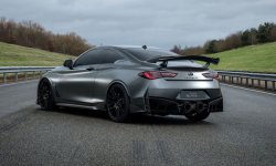 L'Infiniti Project Black S validé ?