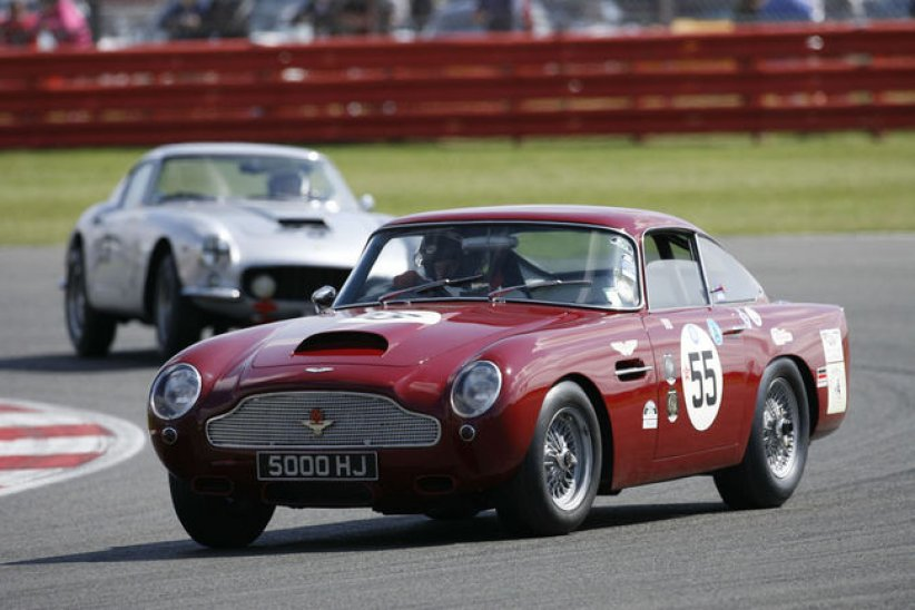 Silverstone Classic : le programme