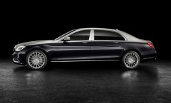 Mercedes-Maybach Classe S 2018