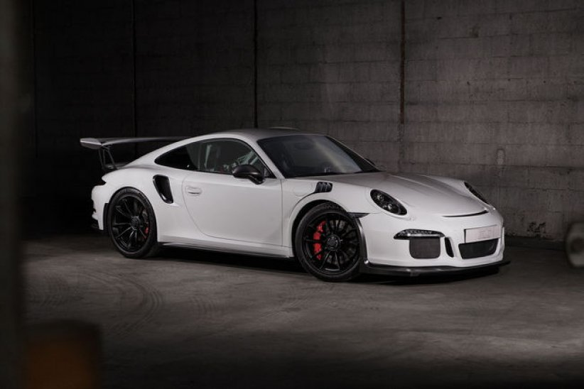 Porsche 911 GT3 RS par TechArt