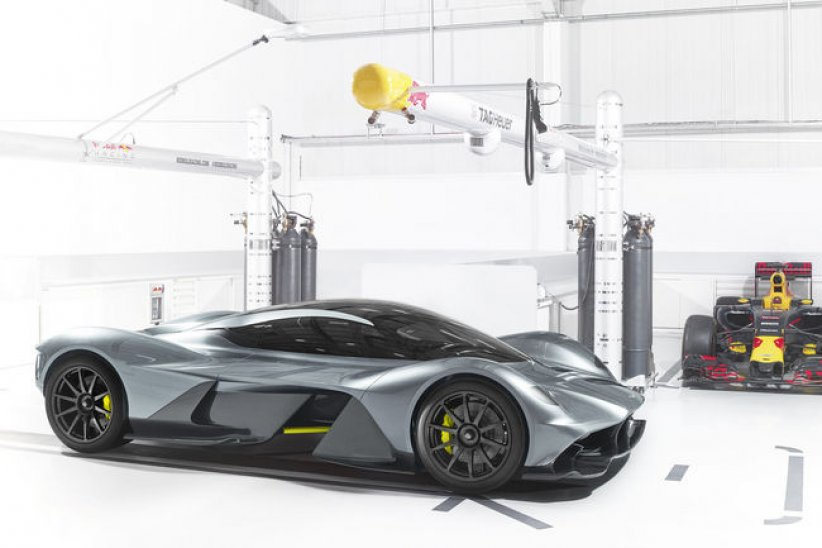 Aston Martin AM-RB 001: la Valkyrie