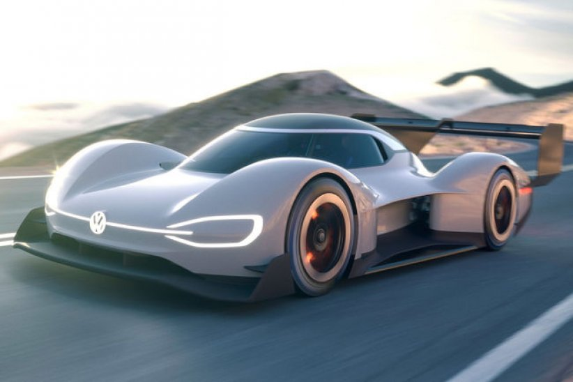 VW I.D. R Pikes Peak : le design