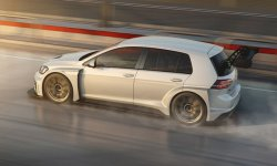 Nouvelle Volkswagen Golf GTI TCR