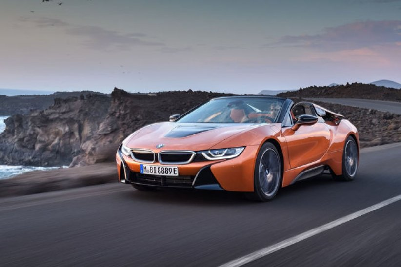 la future bmw i8 tout lectrique actualit automobile. Black Bedroom Furniture Sets. Home Design Ideas