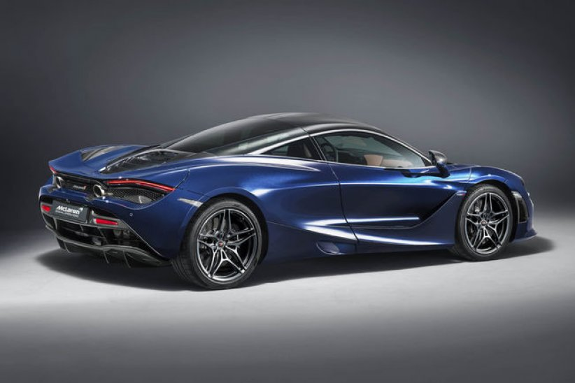 McLaren 720S Atlantic Blue by MSO