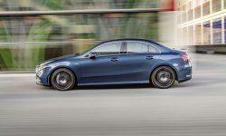 Mercedes-AMG A 35 4MATIC berline