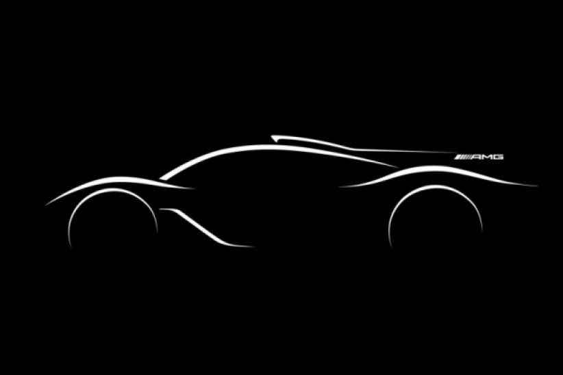 La Mercedes-AMG Project One a roulé