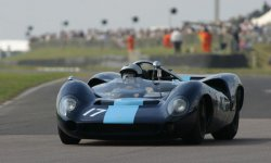 Bonhams : vente réussie à Goodwood