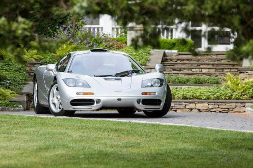 Bonhams : des Supercars à The Quail