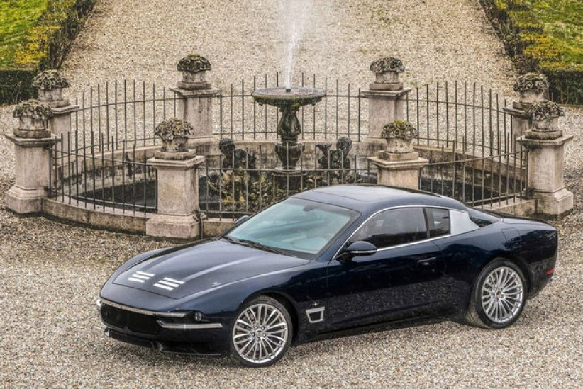 Touring Superleggera Sciadipersia
