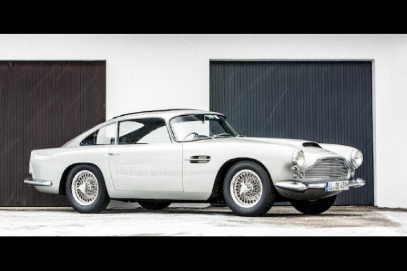 Bonhams : The Aston Martin Sale