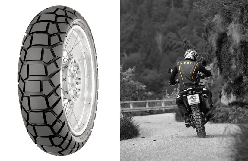 Pneu Continental TKC 70 Rocks : off road ET routier !