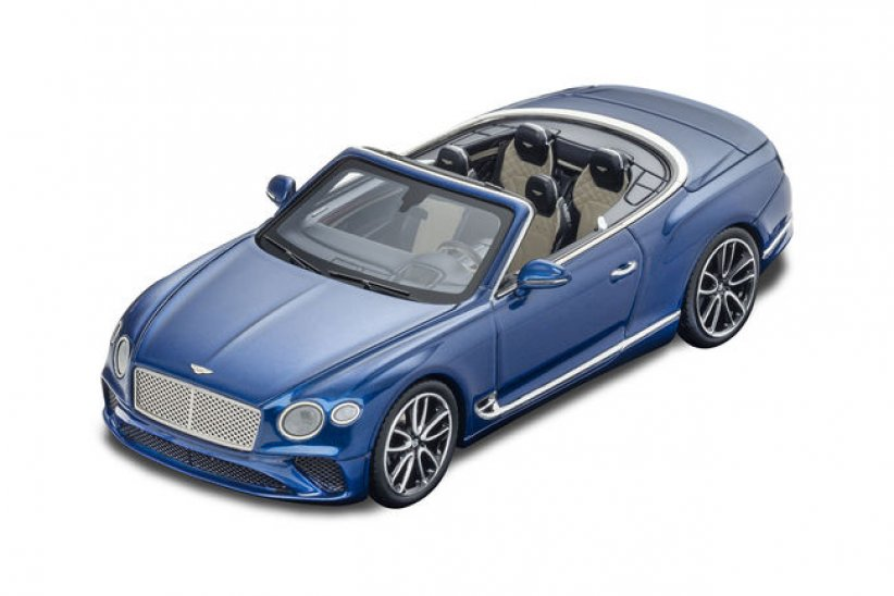 Bentley : les miniatures du centenaire