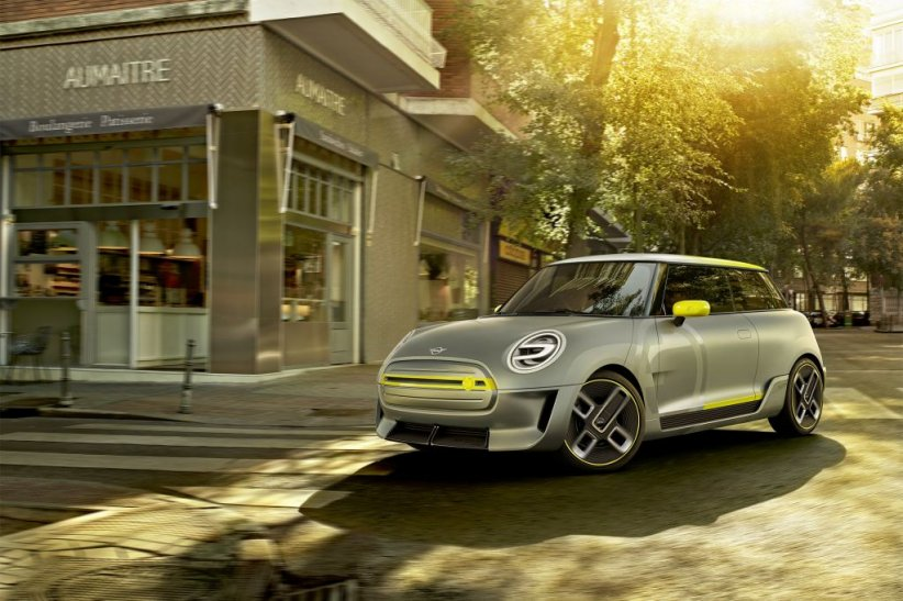 Mini Electric Concept (2018)
