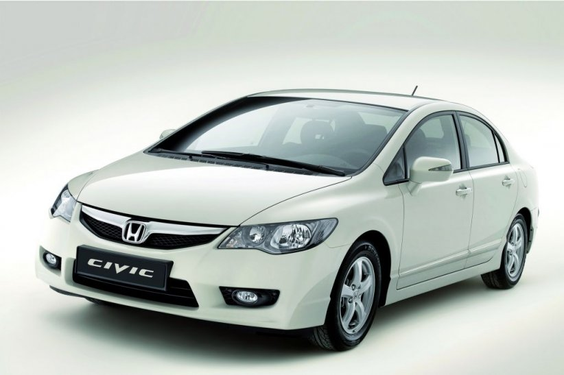 Honda Civic IMA II