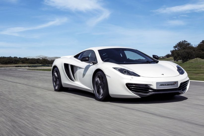 McLaren Automotive et la MP4-12C (2010)