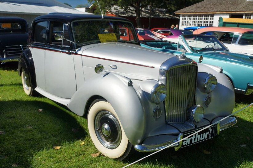 Bentley Mark VI (1946)