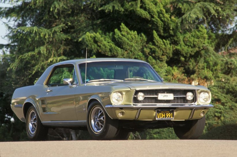 Ford Mustang 1964 - …