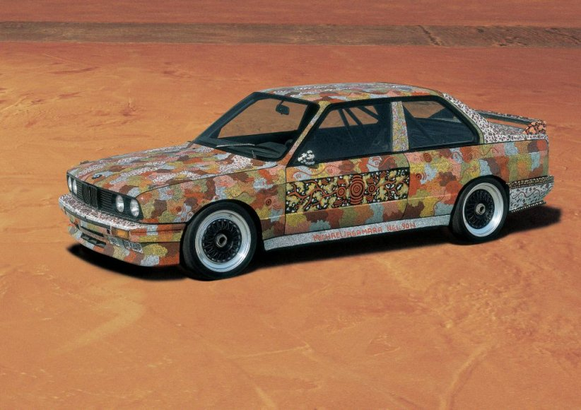 BMW M3 Groupe A « Nelson » (1989)