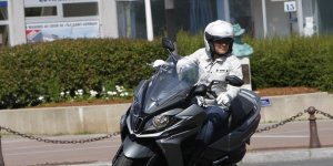 Kymco Downtown 125 ABS