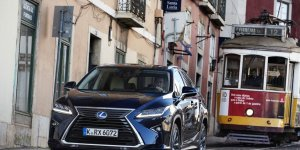 LEXUS RX 450h F Sport Executive