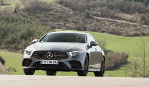 MERCEDES CLS 450 4Matic Coupé AMG Line+