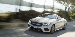 MERCEDES E 400 4Matic Cabriolet Fascination