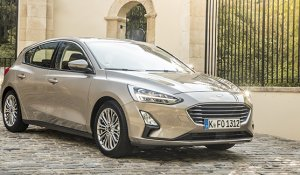 FORD Focus 1.5 EcoBoost 150 ch Vignale Auto