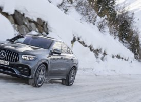 MERCEDES AMG GLE 53 4Matic+ Coupé