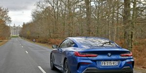 BMW M850i xDrive Coupé