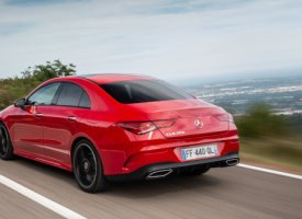 MERCEDES CLA 250 4Matic Progressive Line