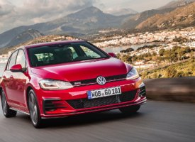 VOLKSWAGEN Golf GTI Performance DSG7