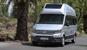 VOLKSWAGEN Grand California 600