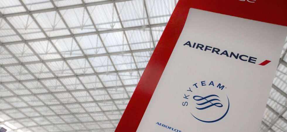 Morgan Stanley fait perdre de l'altitude Air France KLM