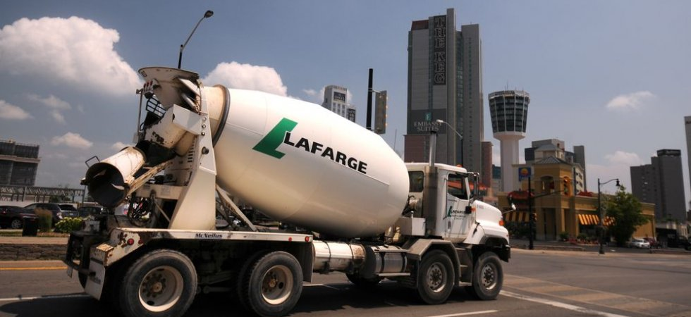 LafargeHolcim, menace sur Paris ?
