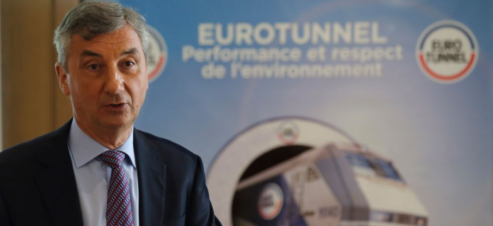 Eurotunnel va changer l'âge du capitaine le 18 avril