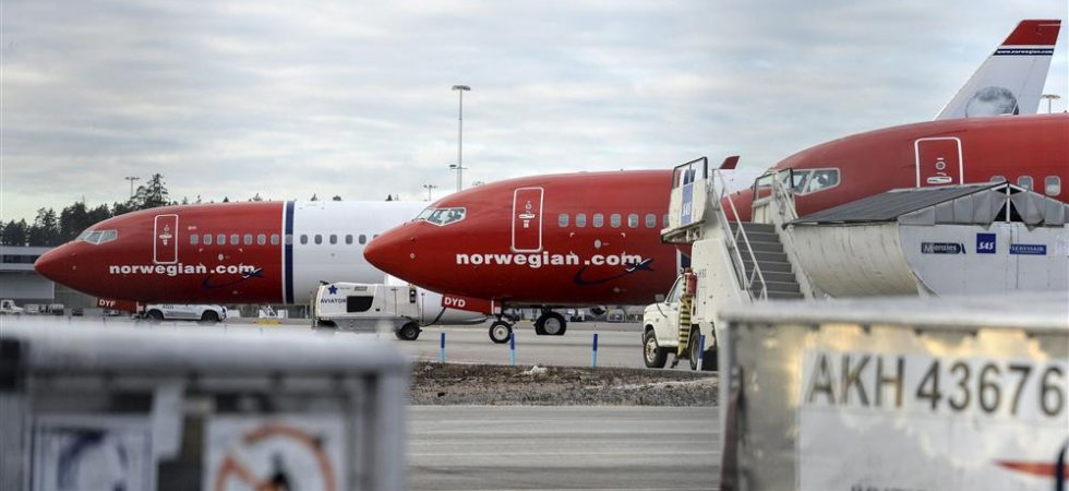 Transport : Norwegian Air dit adieu au long-courrier, espère lever de nouveaux fonds
