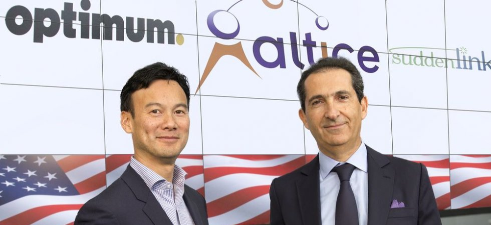 Altice s'enflamme!