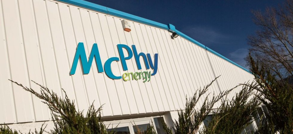 McPhy : plus de 5 millions d'euros d'engagements de commandes