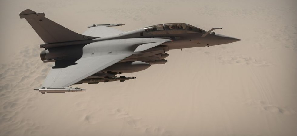 Le Qatar commande 12 Rafale additionnels à Dassault Aviation