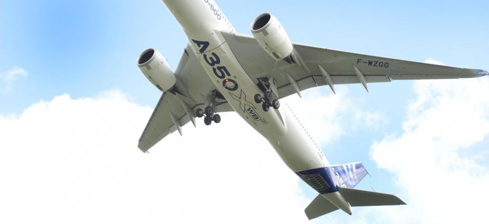 Airbus : Turkish Airlines commande 25 A350-900