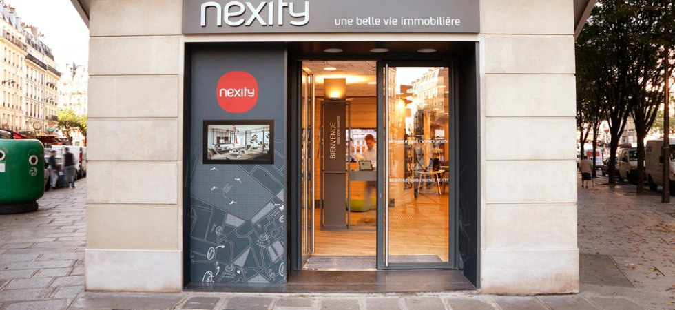 Nexity : cession de 2,14% du capital par la société New Port à La Mondiale