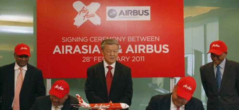 AirAsia X s'offre 34 Airbus A330neo supplémentaires