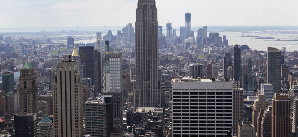 US / Eco : indice Empire State en très forte progression