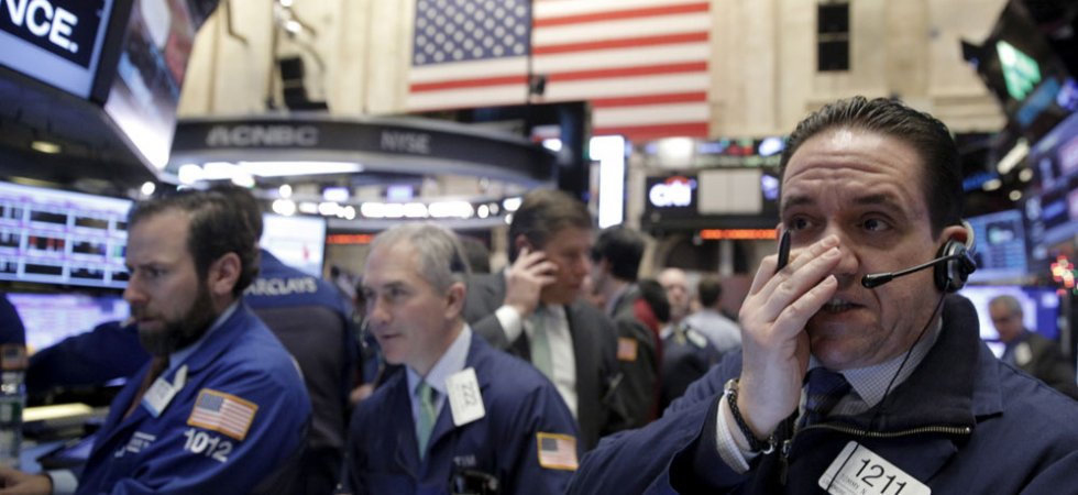 Etats-Unis : timide hausse à Wall Street, attention à l'inflation