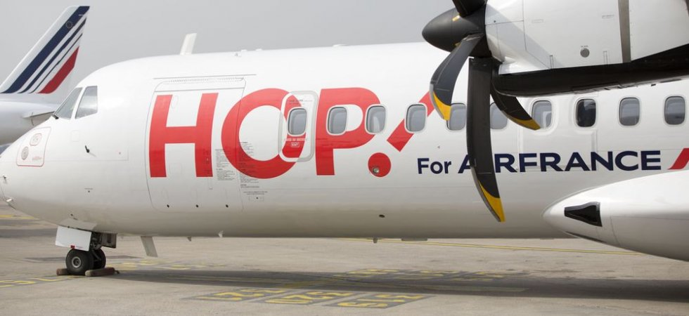 Air France : HOP! lance une 'carte week-end'